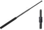 "EXTENDABLE BATON HARDENED 26"" BLACK"