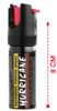 Replacement LED HURRICANE pepper spray