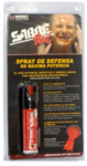 DEFENSE PEPPER  SPRAY SABRE RED 22 ml