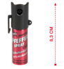 key Pepper spray fog Lady Pink 15 ml