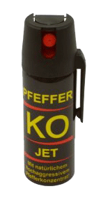 DEFENSE SPRAY PEPPER KO JET 50 ML