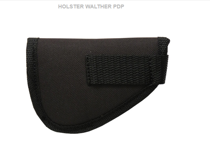 BELT HOLSTER FOR WALTHER PDP