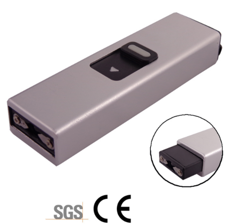 PUSHING ELECTRIC SHOCK USB 2.000.000V