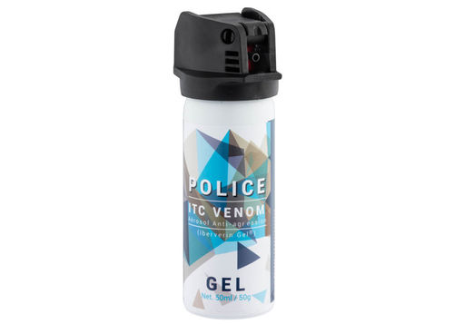 PEPPER SPRAY SECURITE ITC VENOM 50 ML
